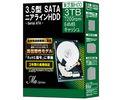 MG03ACA300BOX [3TB SATA600 7200]