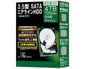 MG03ACA400BOX [4TB SATA600 7200]